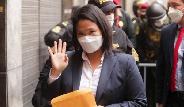 Abren una nueva investigación contra Keiko Fujimori por «impedimento el proceso electoral» y «fraude procesal»
