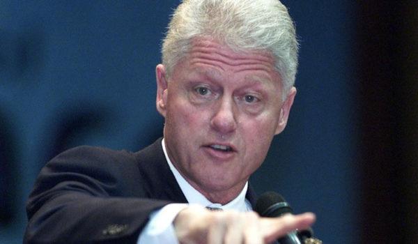 Internaron al expresidente Bill Clinton por una infección