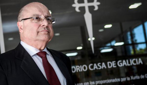 Directiva de Casa de Galicia acusó a Salinas de «mentiroso»