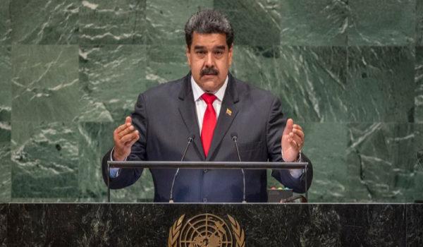 Secuestran al diplomático venezolano Alex Saab
