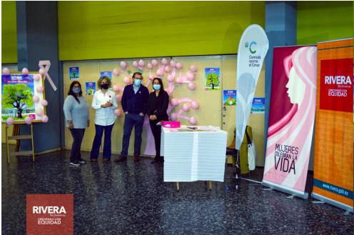 """Octubre rosa, prevención del cáncer """"La información es el camino"""" – El Avisador"""