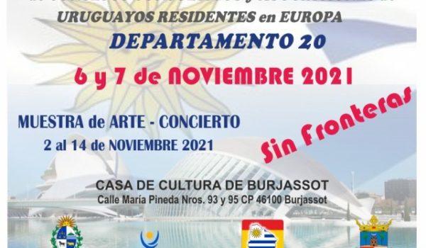 ENCUENTRO DE URUGUAYOS EN EUROPA